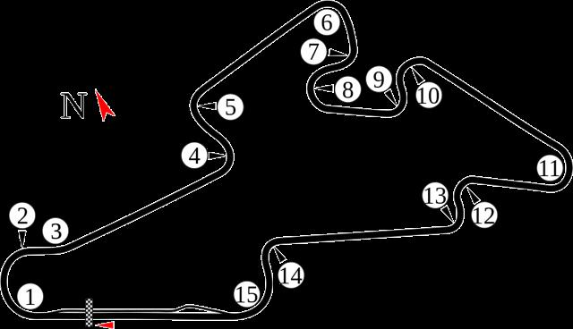 Automotodrom Brno