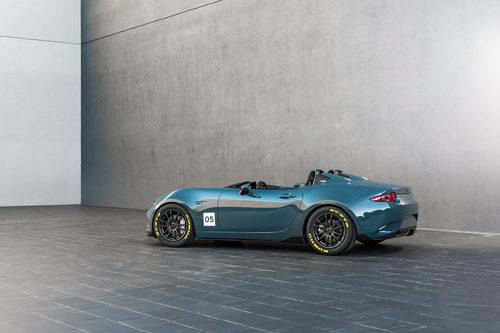 Prototipos Mazda SEMA 2015 - speedster