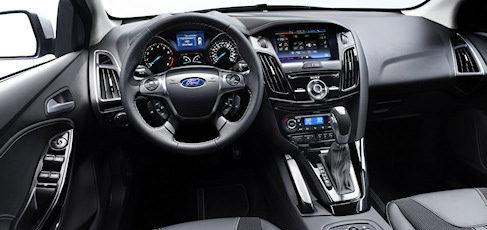 El nuevo Ford Focus llega en marzo cargado de tecnología