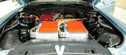 Ginebra, la gran oportunidad para los motores eléctricos
