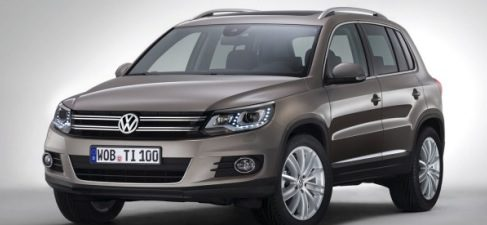Volkswagen lanzará este año su nuevo Tiguan