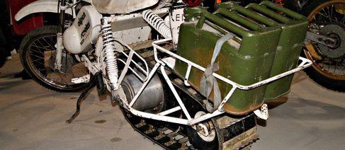 Las motos en el Epocauto 2011