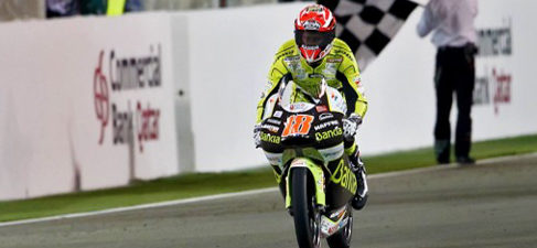 Stoner se lleva la victoria y Lorenzo consigue el segundo puesto