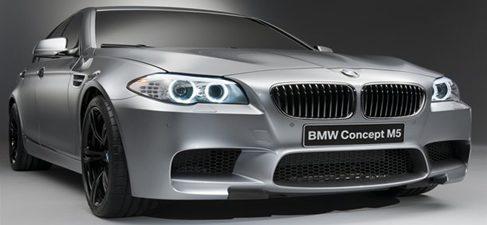 BMW M5 : La nueva bestia de los alemanes