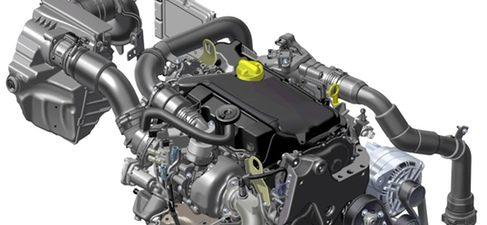 """Renault empieza a producir los motores """"Energy dCi 130"""" para el Megane"""