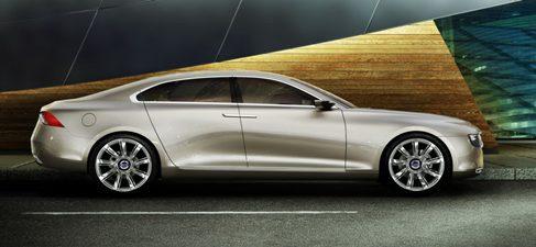 Volvo Concept Universe, el diseño de los Volvo del futuro