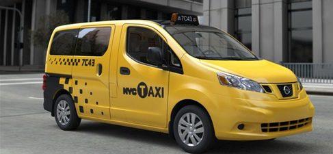 Desde finales de 2013, los taxis de Nueva York serán Nissan NV200