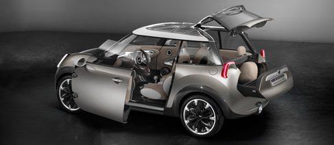 Novedades de MINI en 81 Salón Mundial del Automóvil de Ginebra 2011