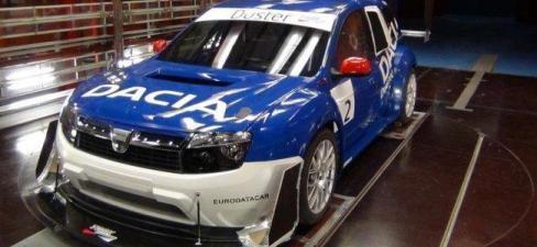 El Dacia Duster se adapta a toda competición