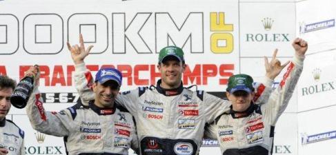 Marc Gené consigue la victoria en los 1.000 km de Spa-Francorchamps