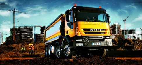 Iveco presenta el  Trakker Bicombustible: un camión que funciona con etanol