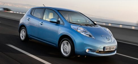 Desde hoy se puede reservar ya un Nissan LEAF en España