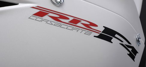 MV Agusta F4 RR Corsacorta, pura raza italiana