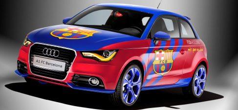 Edición especial del Audi A1, el Madrid-Barça que nos queda por vivir