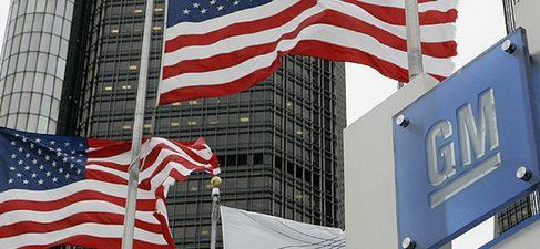 General Motors invertirá 2000 millones de dólares en fábricas de EEUU