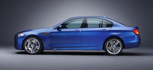 Nuevo BMW M5: el Serie 5 más radical adopta el Turbo