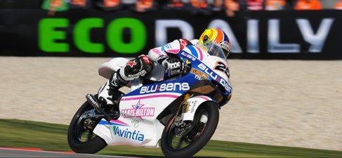 Bradl suma su sexta pole position en Assen