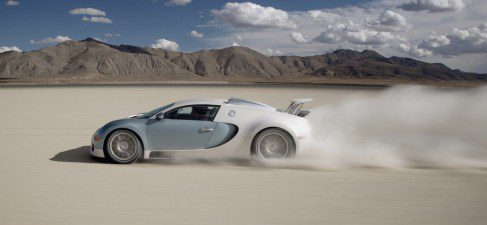 Bugatti ha vendido ya todos los Veyron coupé