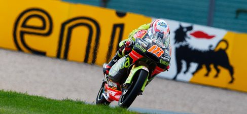 Simoncelli vuelve a ser el más rápido en Sachsenring