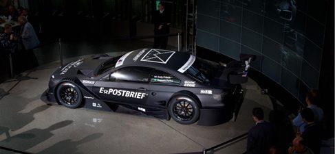 Presentado el BMW M3 DTM Concept (2012)