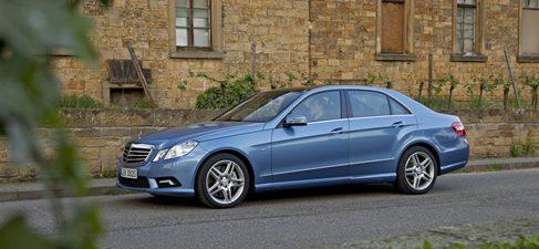 Precios de la renovada Clase E de Mercedes-Benz