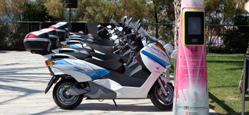 "Arranca ""BCN Goinggreen"", el primer servicio de motosharing con motos eléctricas para hoteles"