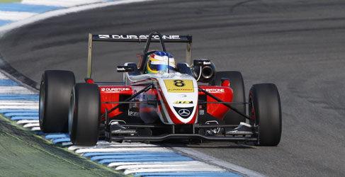 F3 Euroseries: Roberto Merhi remata el título para Prema