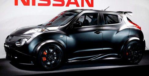 Primera imagen del nuevo Nissan Juke-R