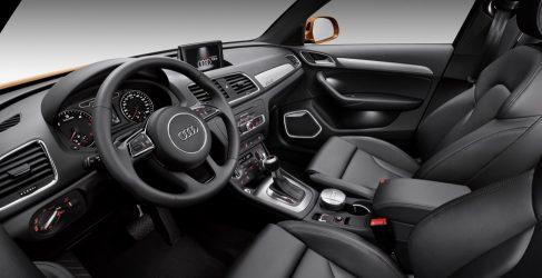 Caravana Audi Q3 Trans China Tour 2011