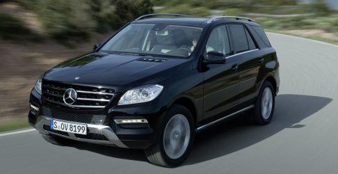 Mercedes entrega las primeras unidades de los nuevos Clase B y M