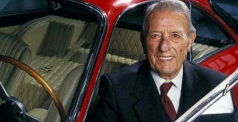 Muere Sergio Scaglietti, el padre del Ferrari Testa Rossa