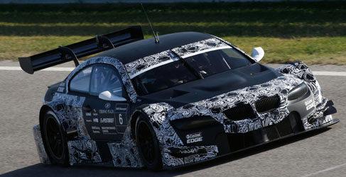 Martin Tomczyk será piloto oficial de BMW en el DTM