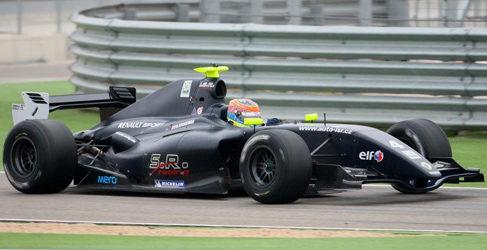WSR: Culminan tres días de test, con 50 pilotos en pista