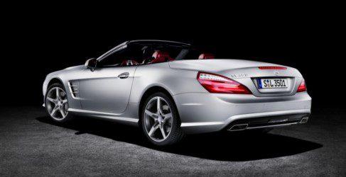Nuevo Mercedes Benz SL disponible primavera de 2012