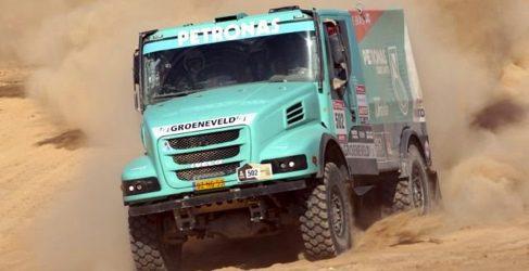 Gerard de Rooy y Alejandro Patronelli ganan el Dakar 2012 en camiones y quads respectivamente