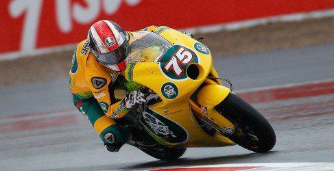 Mattia Pasini puede llegar al equipo Stop&Go de Moto2