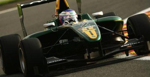 Repaso a los movimientos en las GP3 Series para 2012
