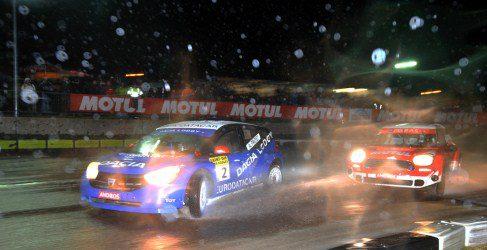 Alain Prost aspira al título de la Trophée Andros