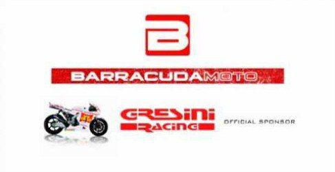 Barracuda nuevo patrocinador del equipo Gresini