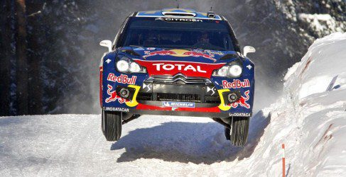 El Rally de Suecia contará con 21 WRC