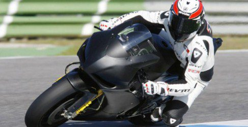 Las Moto3 y las CRT rugen en Cheste