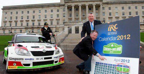 El Rally de Irlanda se presenta a lo grande para el IRC