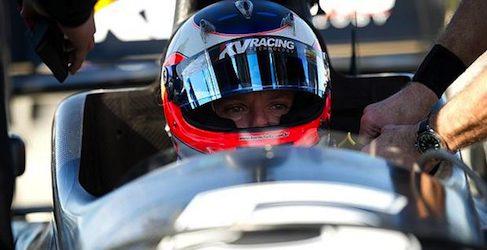 """Rubens Barrichello tras su primer test con un IndyCar: """"Me ha gustado lo que he visto"""""""
