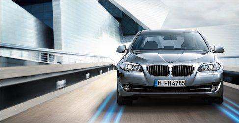 BMW ActiveHybrid 5: el nuevo eléctrico alemán