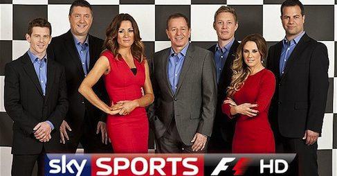Sky Sports retransmitirá GP2 y GP3 en directo