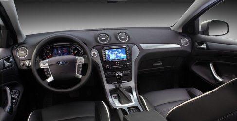 Ford Mondeo Limited: Gran equipamiento a precio de serie