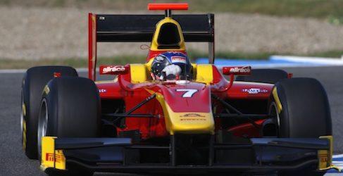 El equipo Racing Engineering de GP2 firma a Fabio Leimer para 2012