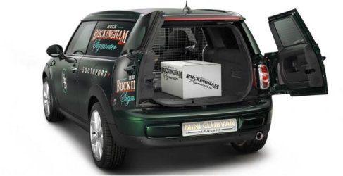 Más espacio: Mini Clubvan Concept