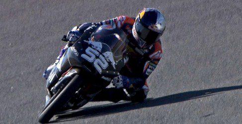 Danny Kent cierra los test por delante de Viñales en Moto3