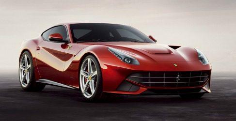 Ferrari F12berlinetta presentado oficialmente